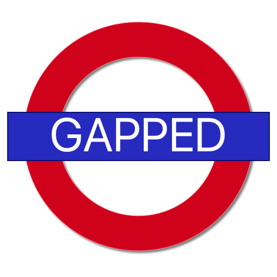 The Gapped-App Logo